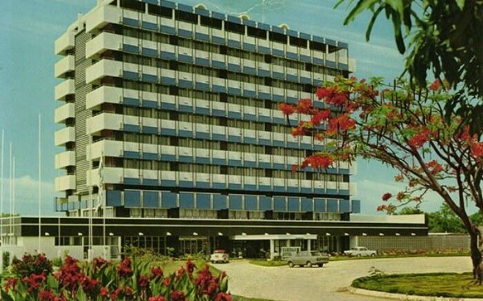 Hamdala Hotel, Kaduna John Hinde